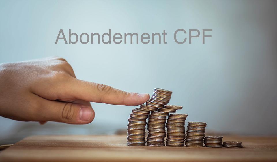 L'abondement du CPF